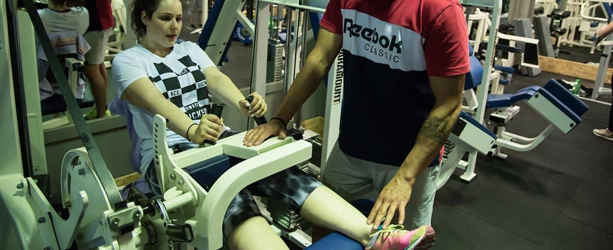 Personal Training στο Gym