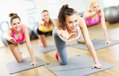 Bikini στο Gym