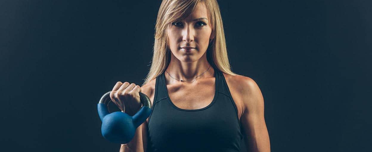 Kettlebell στο Gym