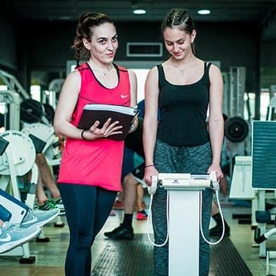 Μέτρηση Σύστασης Σώματος στο Gym