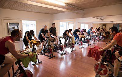 Spinning στο Gym
