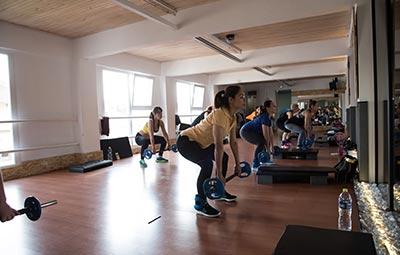 Power Pump στο Γυμναστήριο