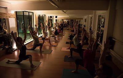 Yoga στο Γυμναστήριο